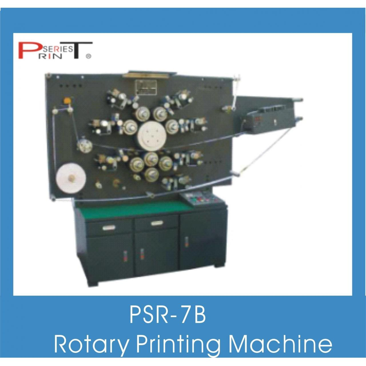 Wholesale 7 Color Rotary Printing Machine from china suppliers