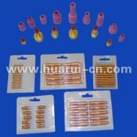 TIG Welding Parts TIG Welding Collet, Collet Body, Alumina Nozzle, Gas Lens Collet Body Manufactures