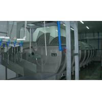 China Poultry Slaughtering Line Spiral Chiller on sale