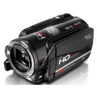 Wholesale HD Camcorder - High Definition DV Camera with 5x Optical Zoom HD9Z from china suppliers