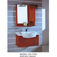 Buy cheap Wooden Bathroom Cabinets Wooden Bathroom Wash Vanity from wholesalers