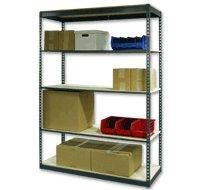 Buy cheap Low Profile Boltless Shelving with Particle Board from wholesalers