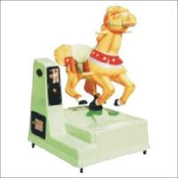 Buy cheap Kiddie Rides Racing Horse from wholesalers
