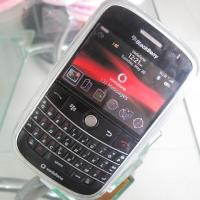 China Clear crystal TPU case for blackberry bold 9000 on sale