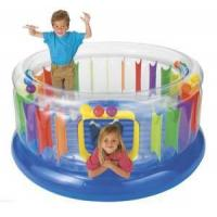 Buy cheap Kids Bouncers and Water Fun Toys INTEX CHILD TRANSPARENT JUMP-O-LENE BOUNCER from wholesalers