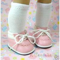 Buy cheap American Girl Doll Shoes Leather Pink Sneakers #S01 from wholesalers