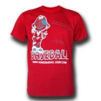 Boys Rubber Printing Tees Manufactures