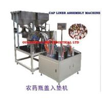 Cap liner assembling machine Manufactures
