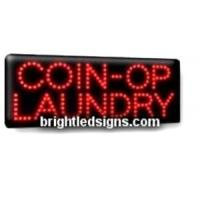 Buy cheap Coin-Operated Laundry LED Sign from wholesalers