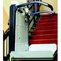 Buy cheap Inclined Platform Lift Radius Curved Stairway Platform Lift from wholesalers