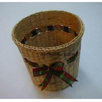 Wholesale WICKER ITEMS HYACINTH BUCKET from china suppliers