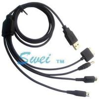Buy cheap PSP Go Cables Blue Light charge station for ps move controller from wholesalers