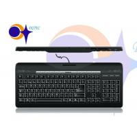Buy cheap USB keyboard with smart card reader from wholesalers