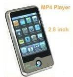 Buy cheap 2.8 Inch Touch Screen MP4 Player with Camera from wholesalers