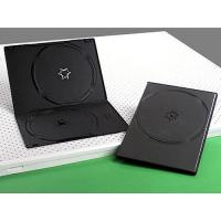 Buy cheap 7mm black double DVD case(RC-DC09) from wholesalers