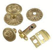 Buy cheap Provincial Style Solid Brass Privacy (Locking) Knob from wholesalers