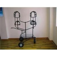 Buy cheap Horse saddle rack/Saddle cart from wholesalers