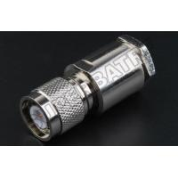 Buy cheap TNC Clamp Plug connector for LMR400 from wholesalers