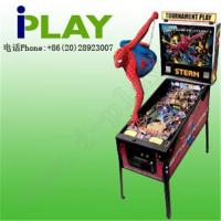 pinball game machine for sale(spiderman) Manufactures