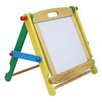 Buy cheap Magnetic chalk/dry erase easel FP74183035 from wholesalers