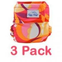 Buy cheap Happy Heiny One Size Pocket Diaper - 3 Pack from wholesalers