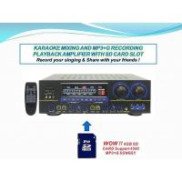 Buy cheap All-in-one karaoke System from wholesalers