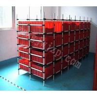 Application/Display Storage pipe rack 2 Manufactures