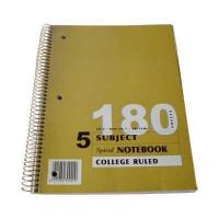 Wholesale Spiral Notebook from china suppliers