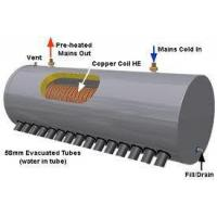 Buy cheap Pro-Heat Vacuum Tube Solar Water Heater from wholesalers