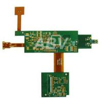 Buy cheap 6 layer Flex-Rigid PCB with BGA from wholesalers
