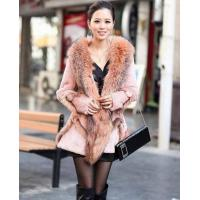 Wholesale rabbit overcoat from china suppliers