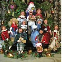 Buy cheap Byers' Choice - 12 Days of Christmas 12pcs set + Caroler Condo Box from wholesalers