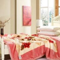 Buy cheap Adult bedding set winter blanket-different design from wholesalers