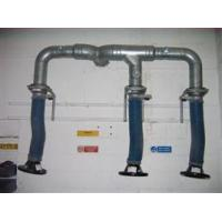 Buy cheap Nederman extraction arms x 3 with ducting and extraction fan for welding fumes from wholesalers