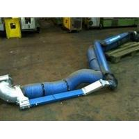 Buy cheap Kemper and Nederman arms 3m and 5m welding Fume Extraction Arms with Wall Mounting Brackets from wholesalers
