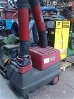 Buy cheap Lincoln Mobile Fume Extraction unit from wholesalers