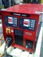 Nelson Nelweld model 4000 drawn arc Stud welder, with 2 guns. Maximum shear studs 22mm Manufactures