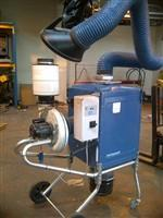 Buy cheap Nederman Mobile Welding Fume Filterbox Extractor with Self Cleaning Filter from wholesalers