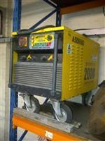 Taylor Studwelding 2000E Stud Welder, capacity of 5mm to 22mm with drawn arc studs Manufactures