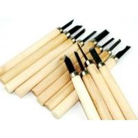 Buy cheap Household & hobby tools 12pc Wood Carving Knife Set from wholesalers