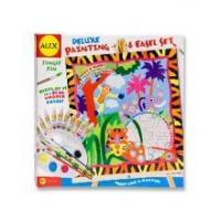 Buy cheap Arts & Crafts Alex Deluxe Painting & Easel Set - Jungle from wholesalers