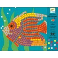 Buy cheap Arts & Crafts Djeco Mosaics - Colourful Fish from wholesalers