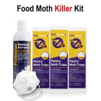 Wholesale Food Moth Killer Kit - 6 Month's Protection from china suppliers