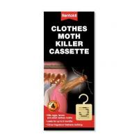 Wholesale Moth Killer Products Clothes Moth Killer Cassette 4 Pack Product CodeARENT00301 from china suppliers