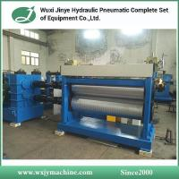 Buy cheap Steel Chequer Plate Embossing Machine from wholesalers
