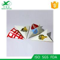 Wholesale Paper cone package for french fries from china suppliers