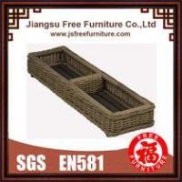 Wholesale FF15071 Wicker Tafel Service Basket from china suppliers