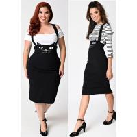 Clothing One Cool Cat Pencil Skirt