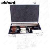 Wholesale Hunting guns gun cleaning brushes for rifle full set kit with box brush case from china suppliers