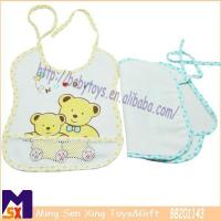 Buy cheap Baby Bibs Cute Bear Baby Bandana Drool Bibs from wholesalers